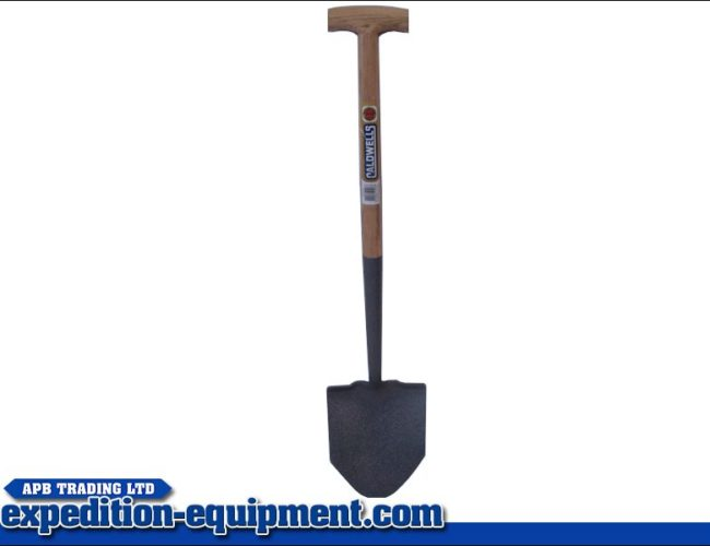 Expedition Type Shovel