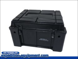 Wolf Box Stackable Storage Box (High Lid)
