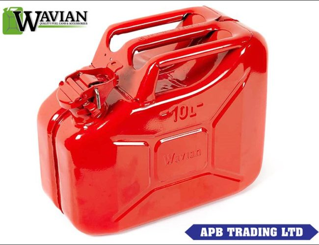 Jerry Can (10 Litre)