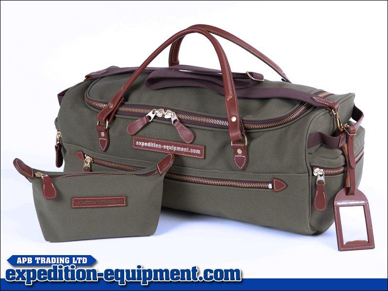 Apb Safari Travel Bag C W Shoulder Strap Luggage Tag