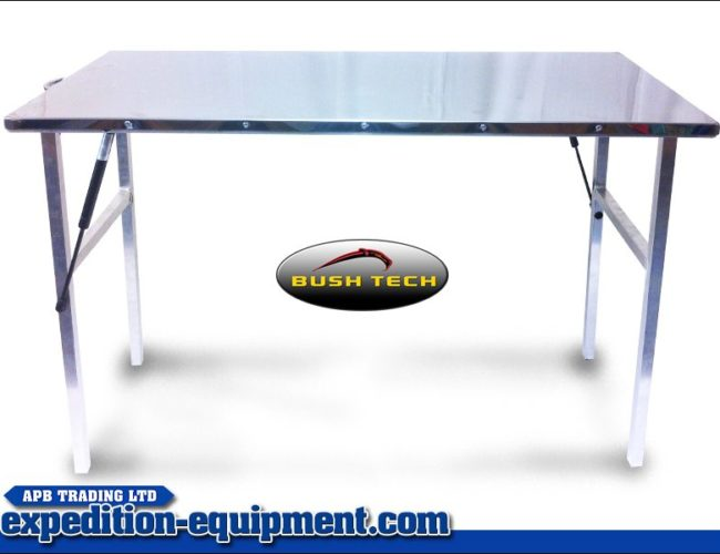 Bushtech Canopy Accessory Table
