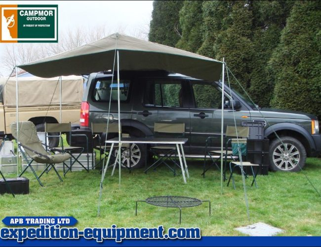 Campmor Vehicle Awning