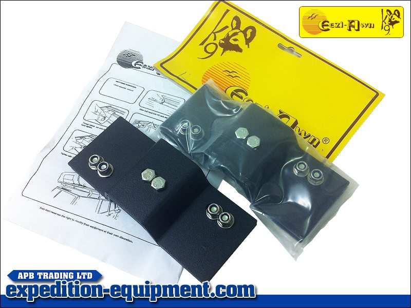 Eezi Awn K9 Roof Tent Tophat Mounting Brackets 4 Pack