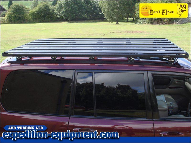 Eezi Awn K9 Toyota Landcruiser Roof Rack