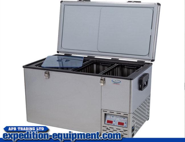 National Luna 60 Lt Fridge/Freezer Legacy Dual