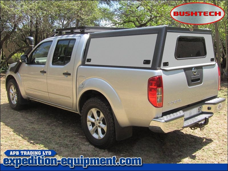 Expedition Equipment Nissan Navara Pre 2017 Double Cab