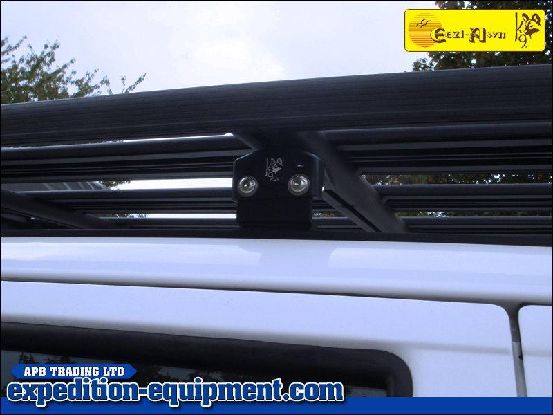 Eezi Awn K9 Hi Lux D Cab Roof Rack 1250mm X 1400mm