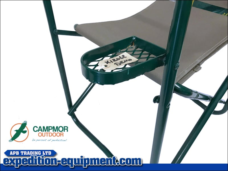 Campmor Director S Chair Folding Back