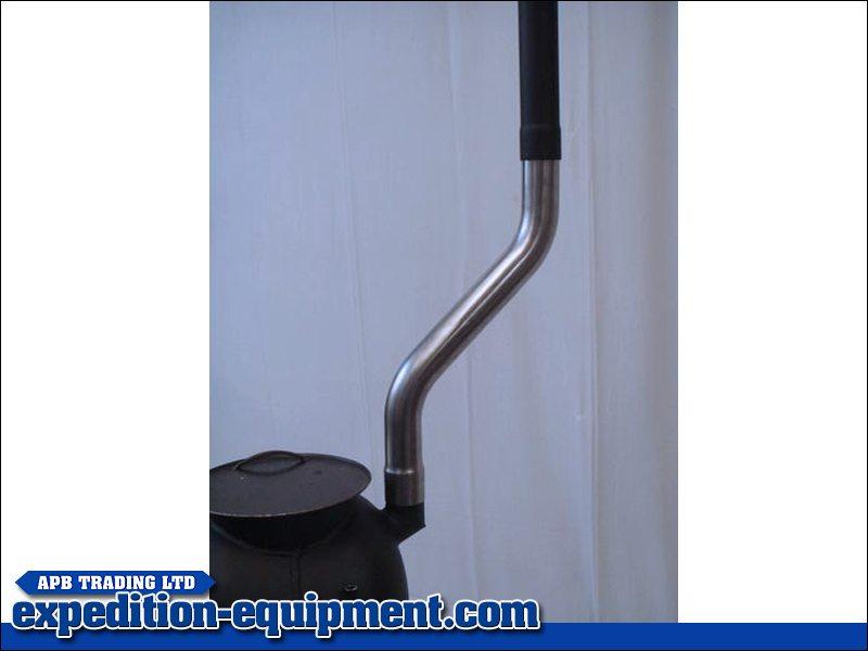 Ozpig Step Back Flue Pipe 2