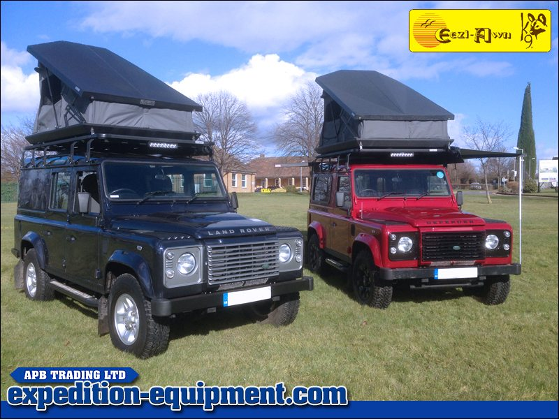 Eezi Awn Stealth Roof Tent