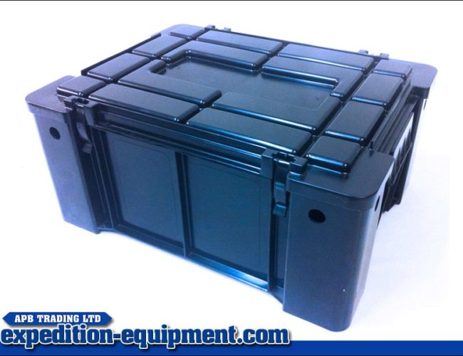 Wolf Box Stackable Storage Box (Low Lid)