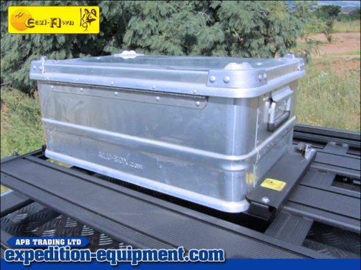 Eezi Awn Alu Box Tray Clamps