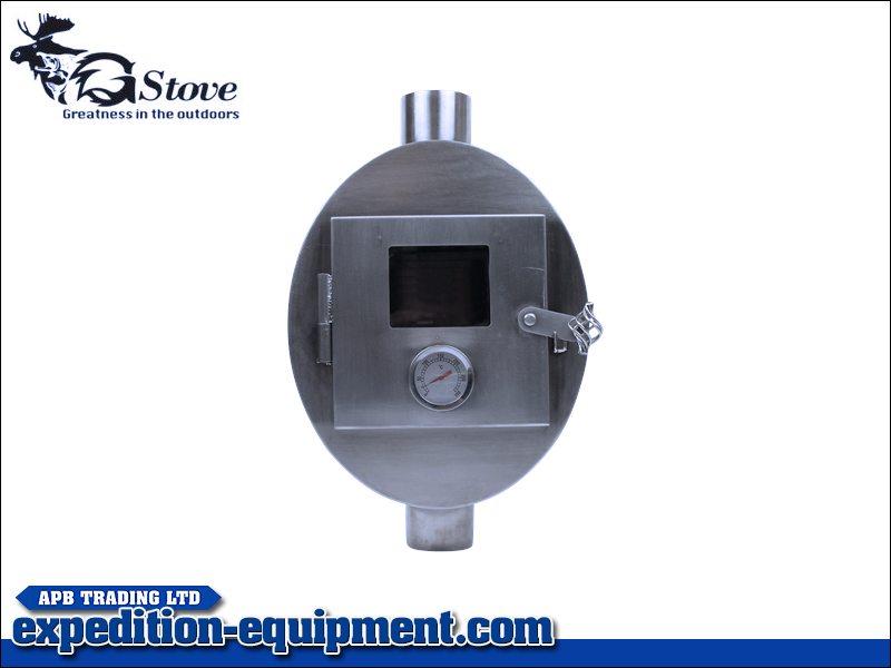 Gstove Stainless Premium Oven