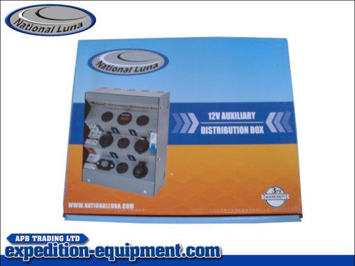 12v Auxiliary Distribution Box