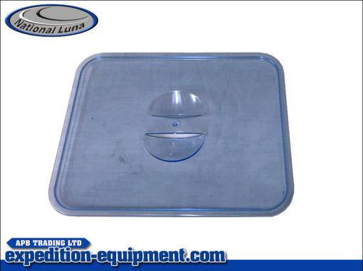 Polycarbonate Freezer Lid