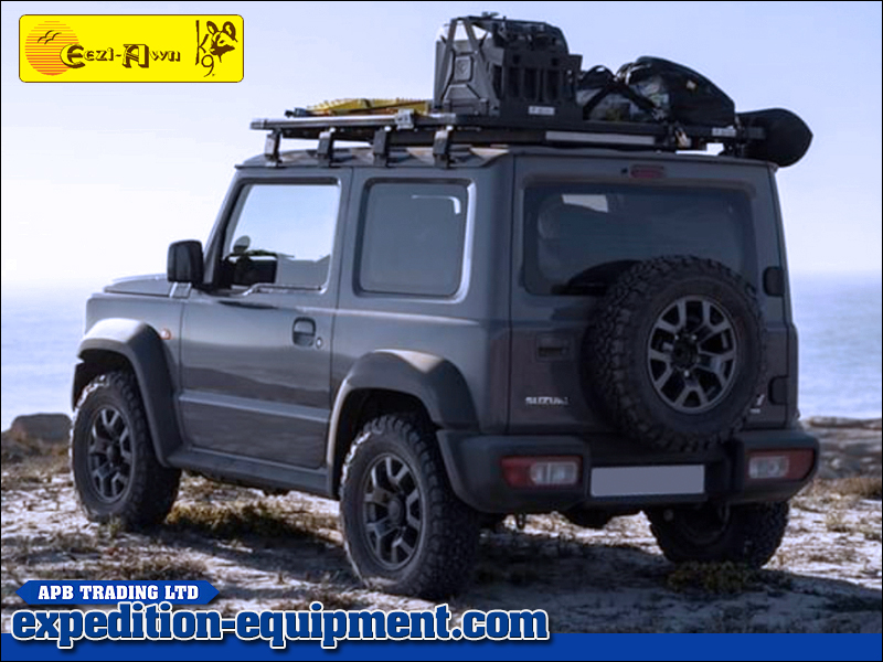 Eezi Awn K9 Suzuki Jimny Roof Rack 2018 Onwards 1400w X 1600l