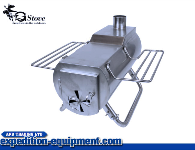 Gstove Heatview XL Camping Stove